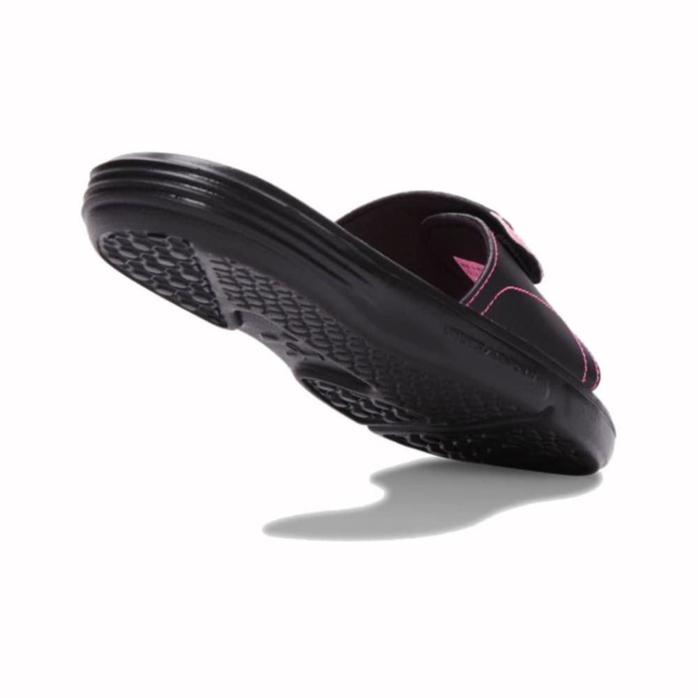 UNDER ARMOUR Women's Power in Pink® Ignite VII Shoes - BLACK/CERISE