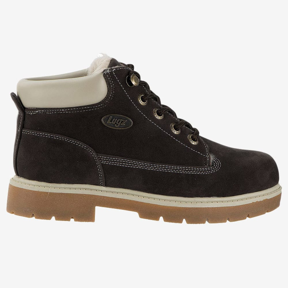 LUGZ Juniors' 6 in. Shifter Boots - BLACK/TAUPE