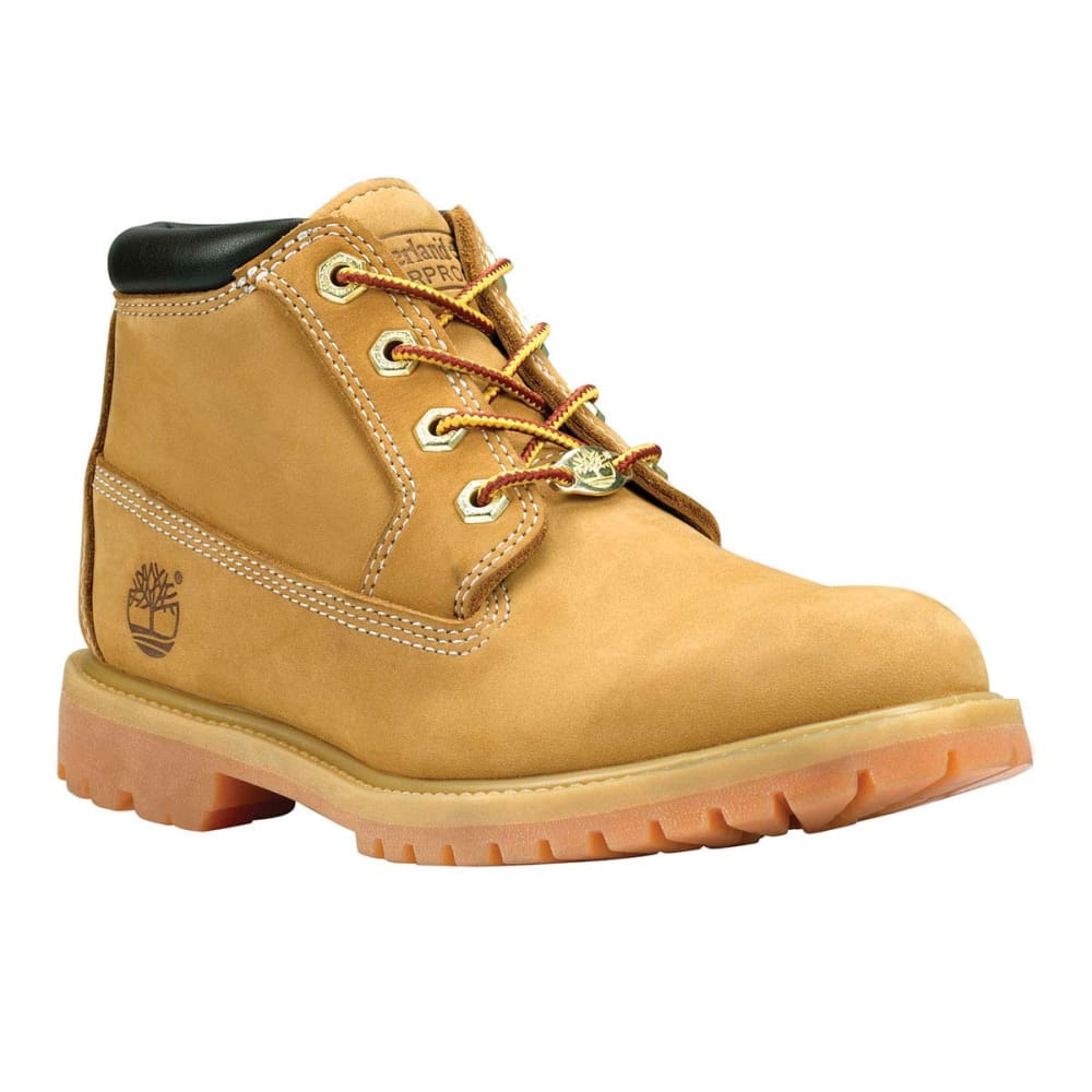 Timberland Juniors' Nellie Wheat Chukka's - Brown, 11