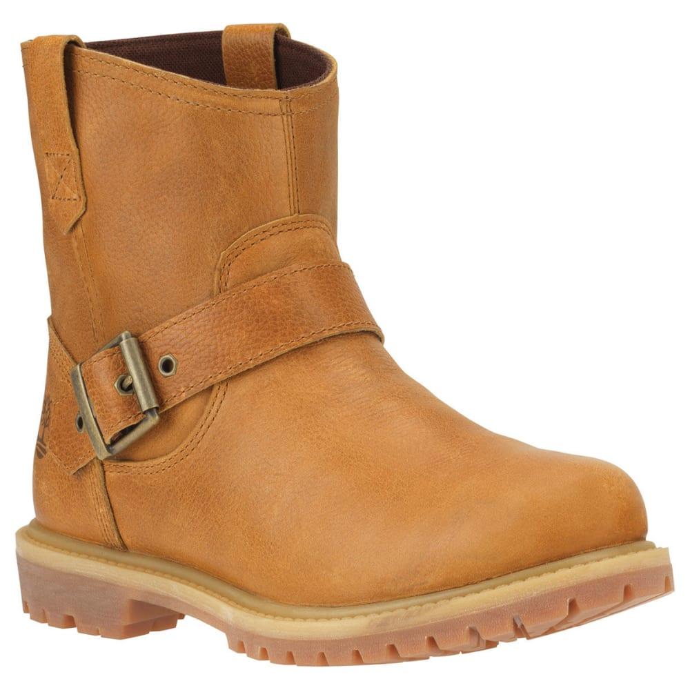 "TIMBERLAND Women's 6"" Premium Pull-On Waterproof Boots - WHEAT"