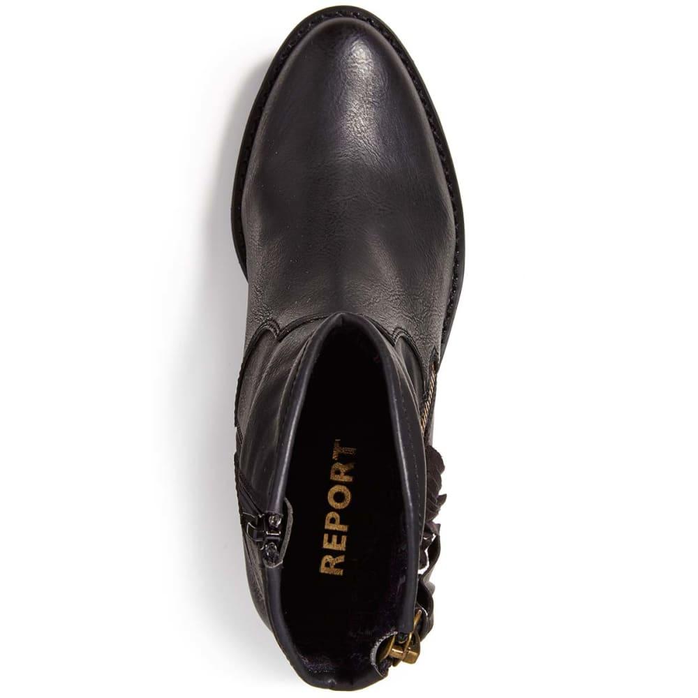 REPORT Juniors' Davey Fringe Boots - BLACK