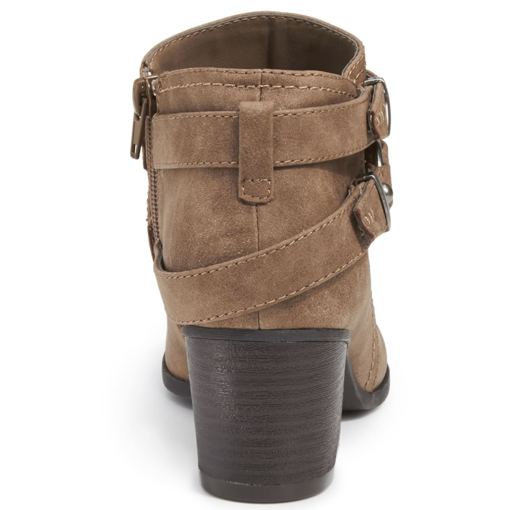 INDIGO RD Women's Slaire Booties - CAFE- 209