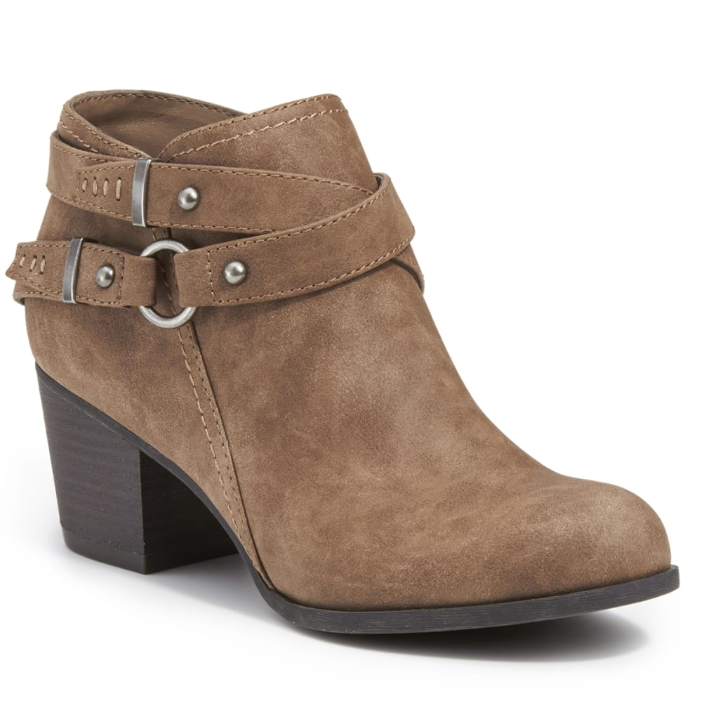 INDIGO RD Women's Slaire Booties - CAFE- 209