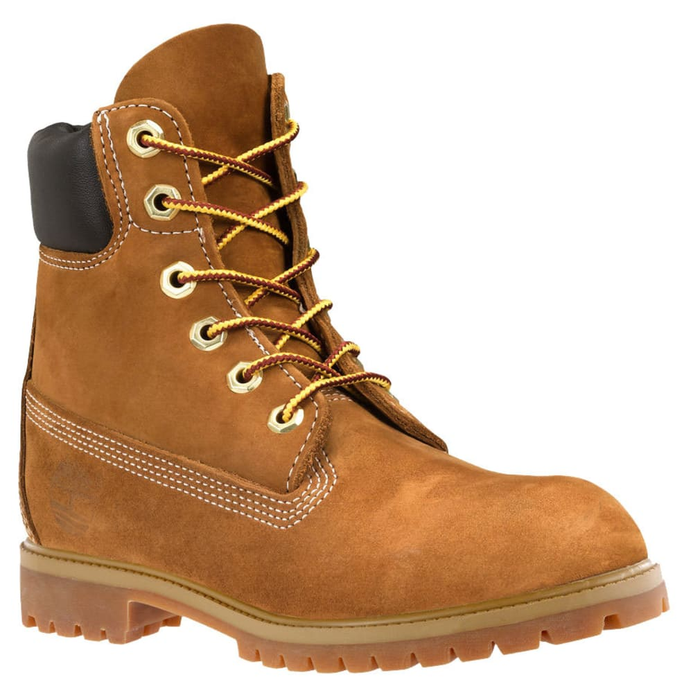 TIMBERLAND Women's 6 in. Premium Waterproof Boots - RUST