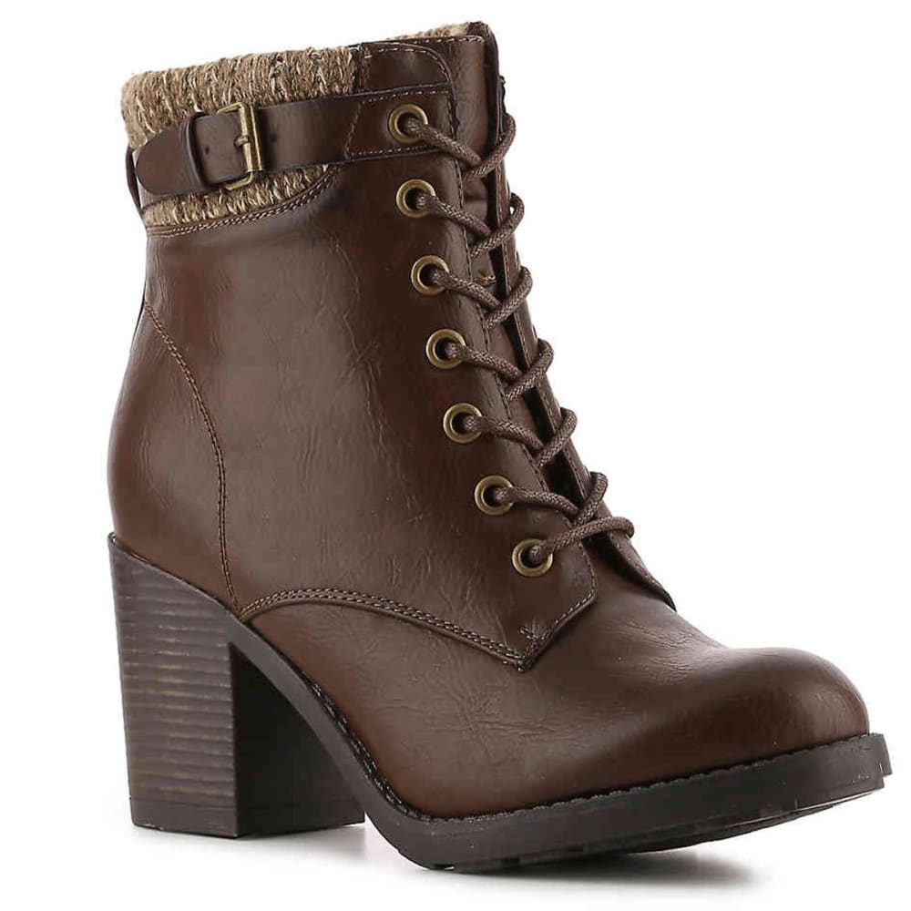 MIA Juniors' George Boot - BROWN