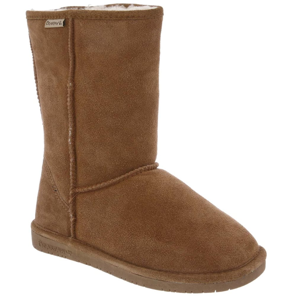 "BEARPAW Women's Emma 8"" Boots - HICKORY-220"