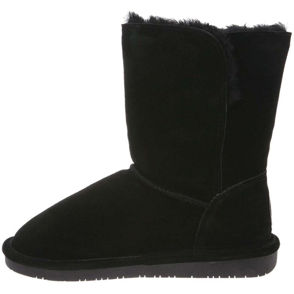 BEARPAW Juniors' Abigail Boots - BLACK-011