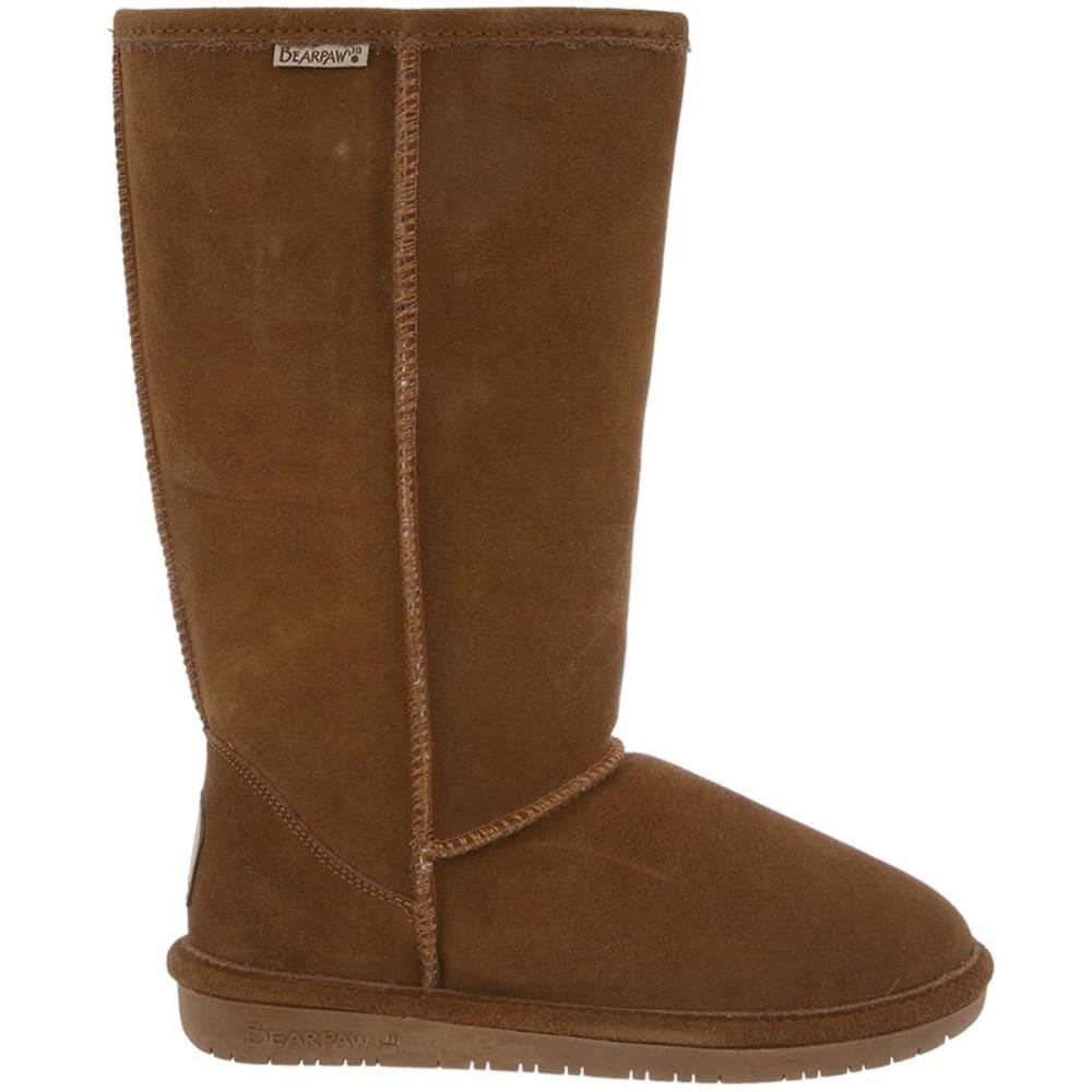 "BEARPAW Juniors' Emma 12"" Boots - HICKORY-220"