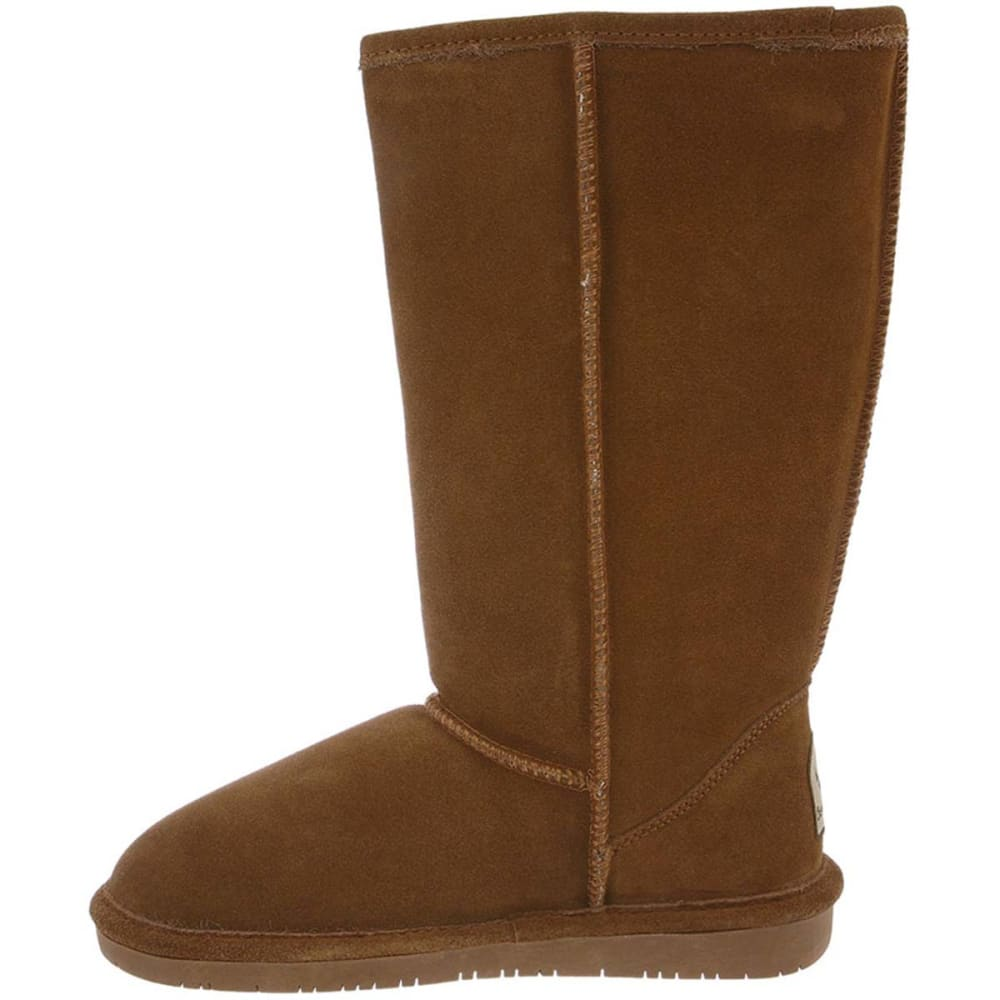 "BEARPAW Juniors' Emma 12"" Boots - HICKORY-220"