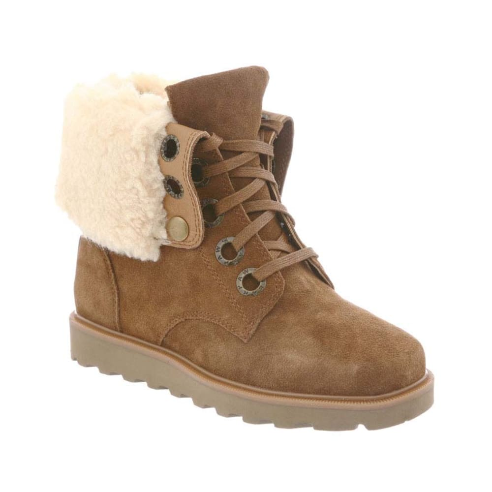 BEARPAW Juniors' Kay Boots - HICKORY