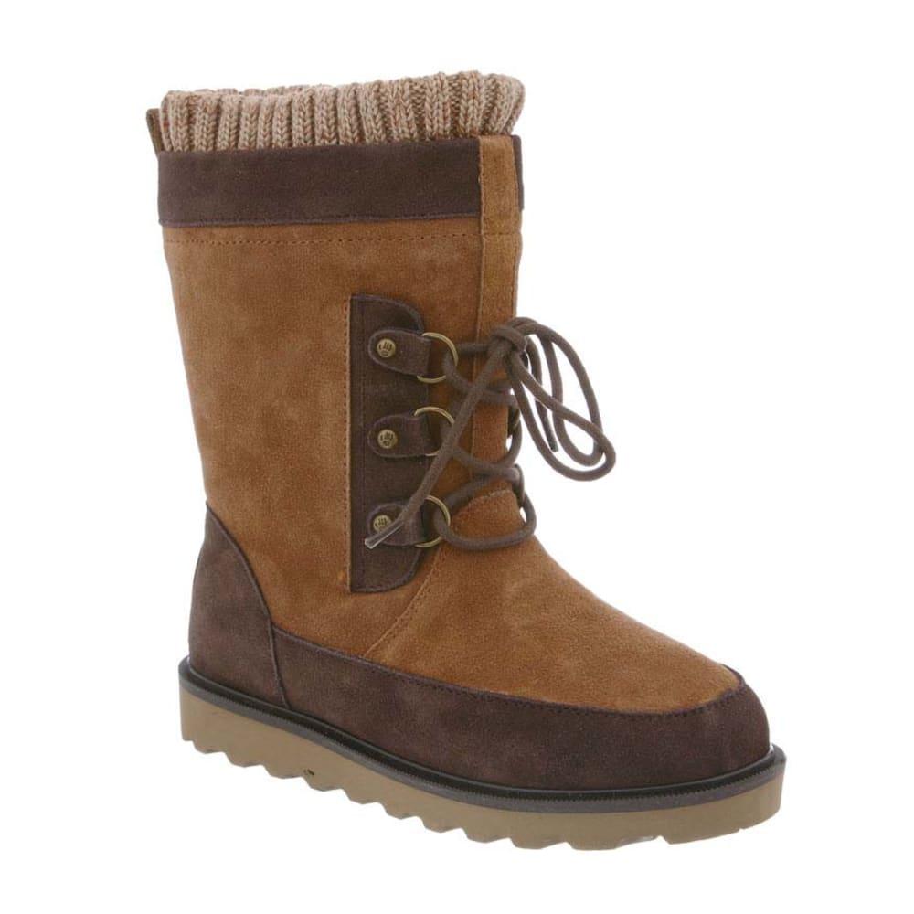 BEARPAW Juniors' Cinna Boots - HICKORY