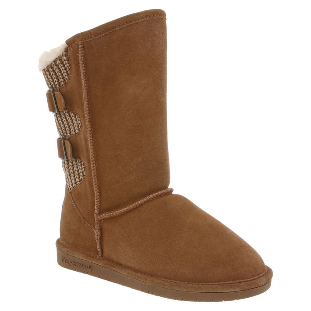 Bearpaw Women's Boshie Boot - Brown, 7
