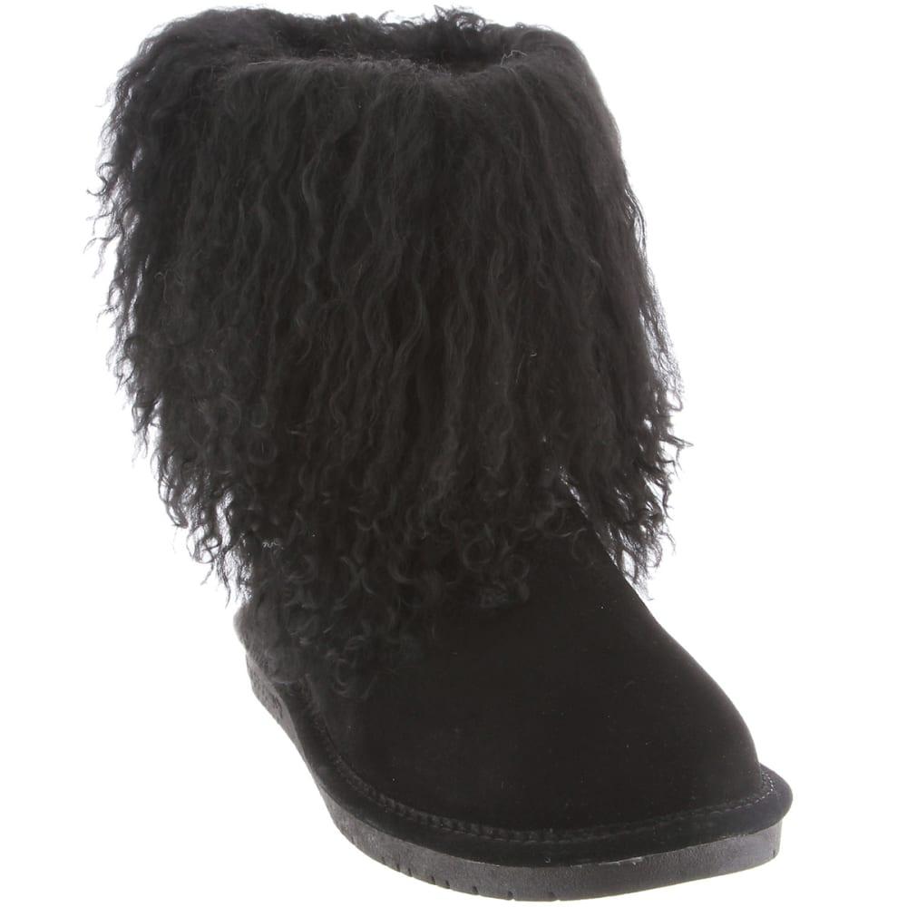 BEARPAW Juniors' Boo Boot - BLACK