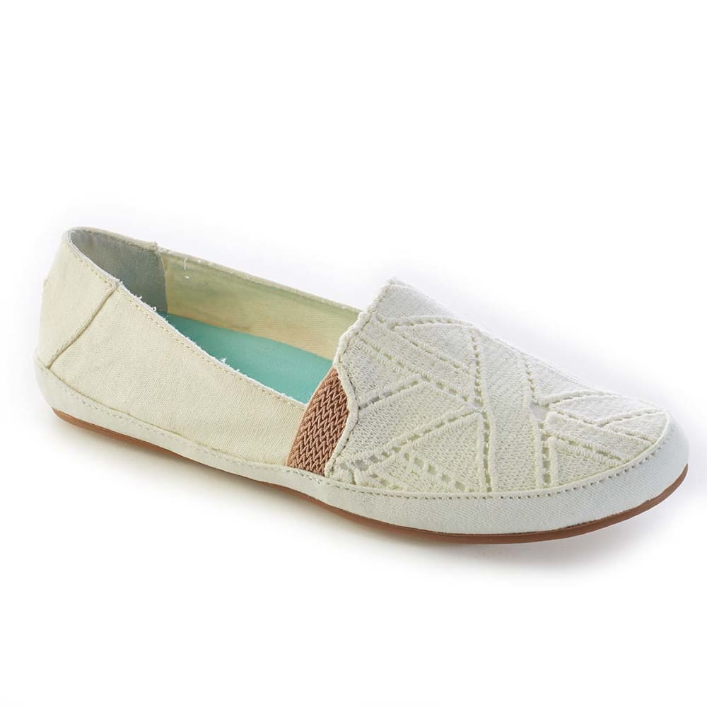 REEF Juniors™ Shaded Summer TX Shoes - CREAM