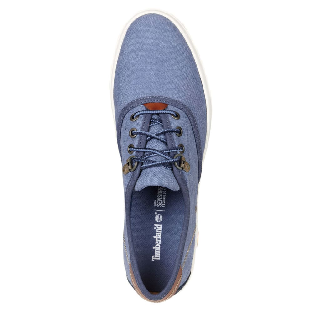TIMBERLAND Women's Amherst Sneakers - BLUE/YELLOW