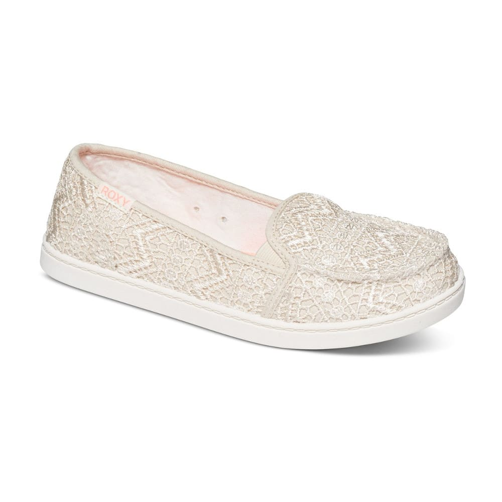 ROXY Women's Lido III Slip-On Shoes - SAND