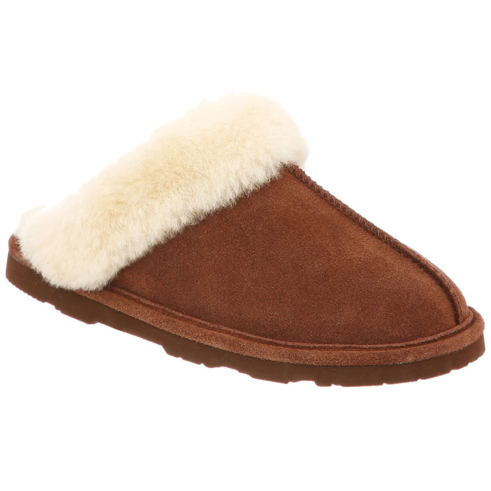 BEARPAW Women's Loki II Slippers - HICKORY-220