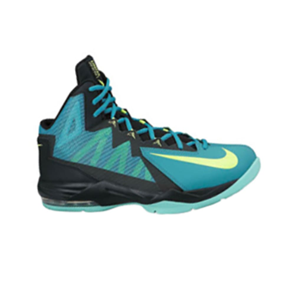 NIKE Men's Air Max Stutter Step 2 Basketball Shoes - ALGAE