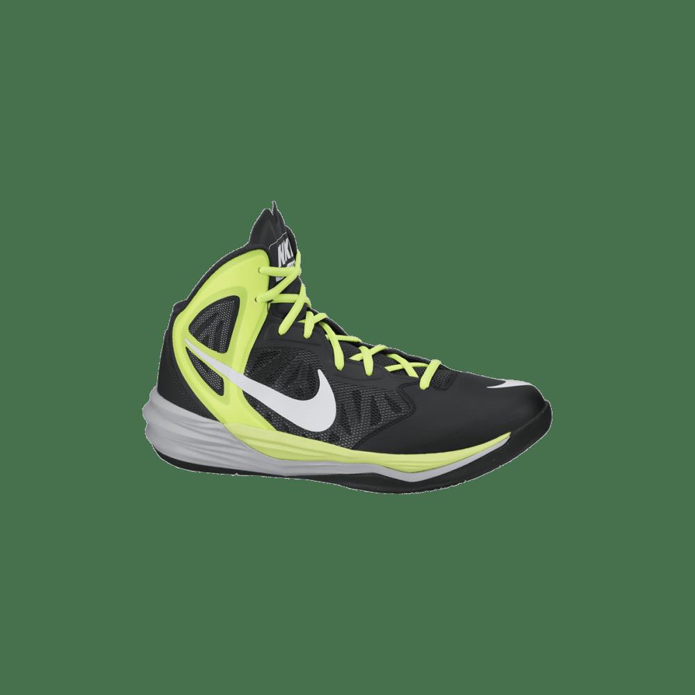 NIKE Men's Prime Hype DF Basketball Shoes - ONYX