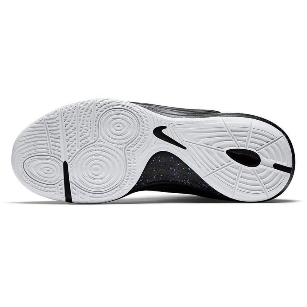 NIKE Men's Prime Hype DF II Basketball Shoes - BLACK