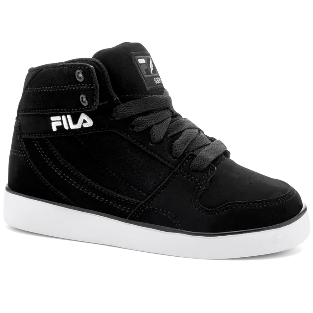 FILA Men's G300 Figueroa Shoes - BLACK/WHITE