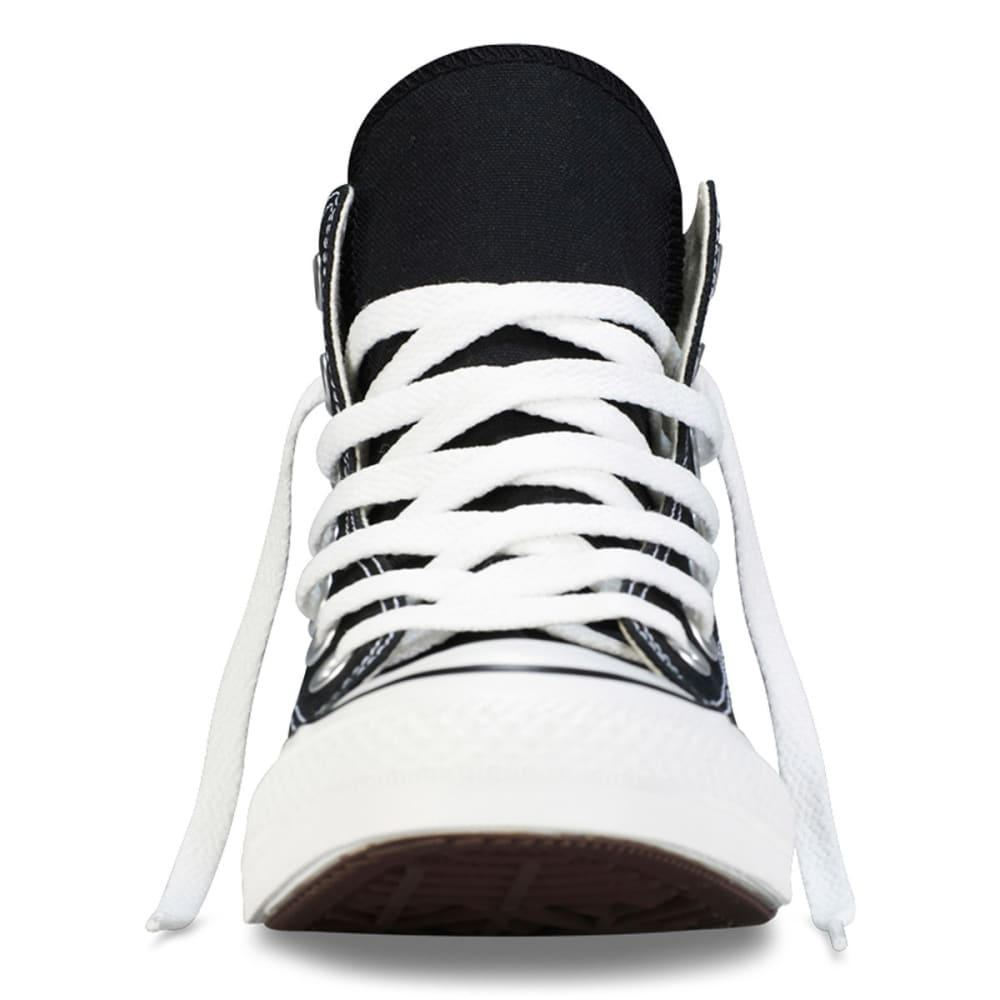 CONVERSE Unisex Chuck Taylor All Star Hi Top Shoes, Sizes 4-6 - BLACK