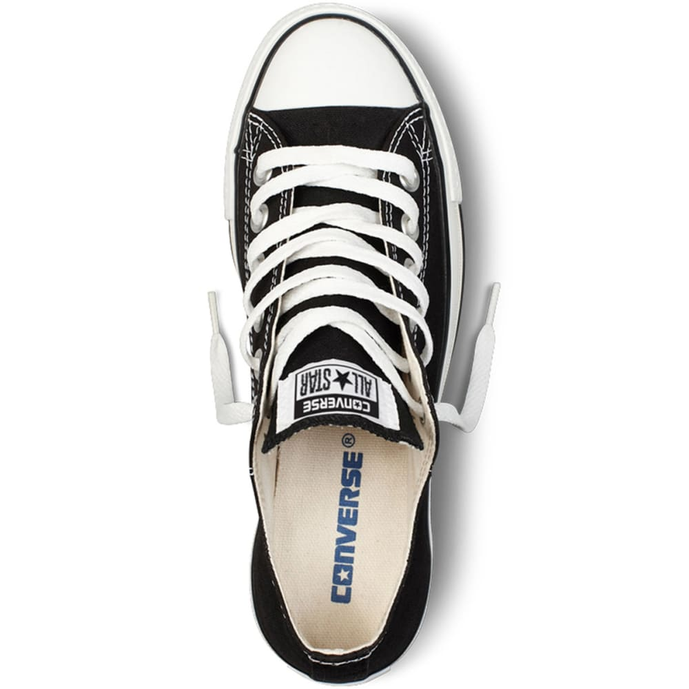 CONVERSE Unisex Chuck Taylor All Star Lo Shoes, Sizes 4-6 - BLACK