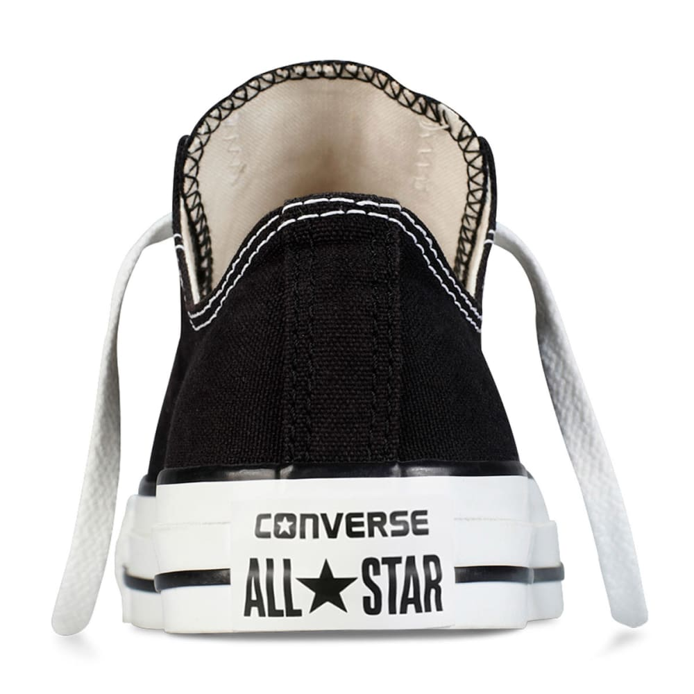 CONVERSE Unisex Chuck Taylor All Star Lo Shoes - BLACK