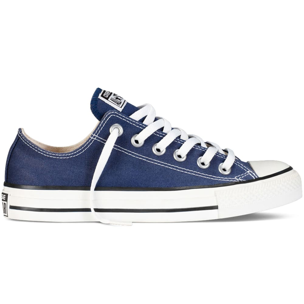 CONVERSE Unisex Chuck Taylor All Star Lo Shoes - NAVY