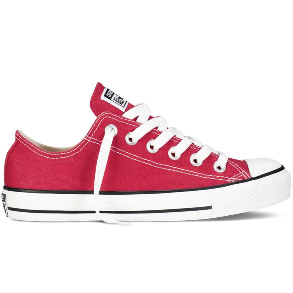 Converse Chuck Taylor All Star Ox Shoe - Red, 11