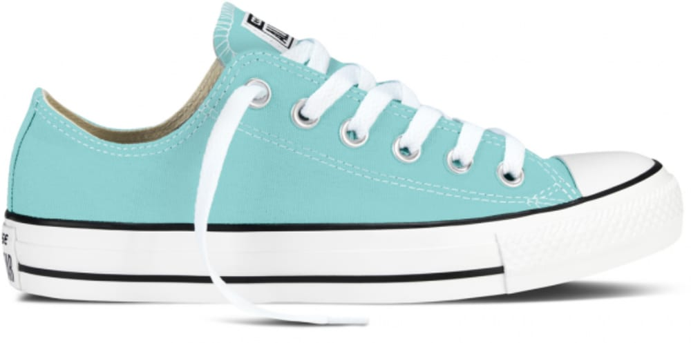 CONVERSE Women's Chuck Taylor All Star Shoes - AQUA