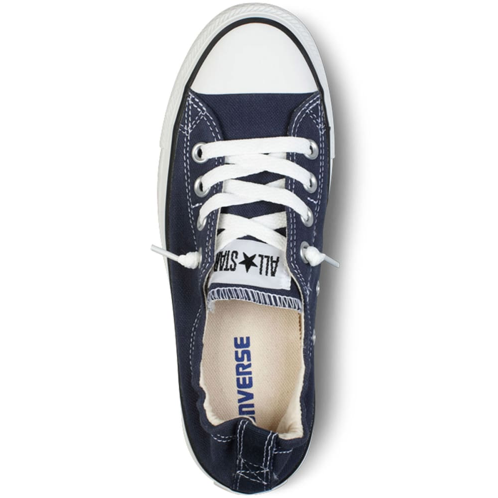 CONVERSE Women's Chuck Taylor Shoreline Sneakers - NAVY