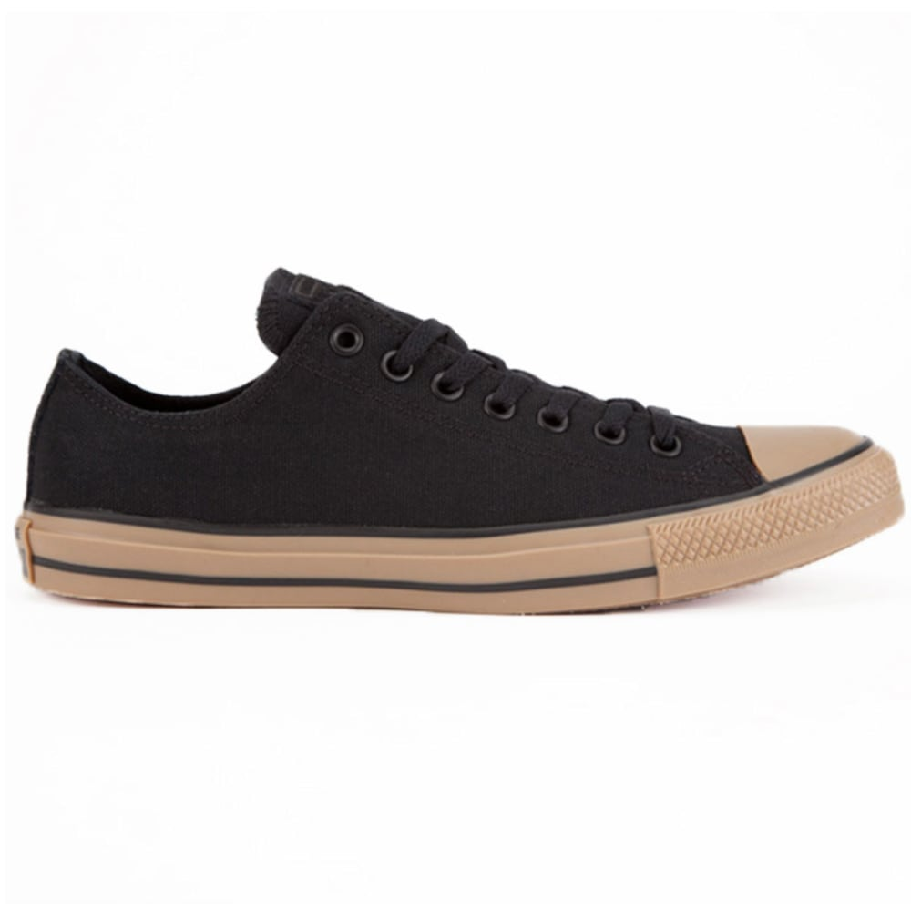 CONVERSE Men's Chuck Taylor All Star Ox Sneakers - BLACK
