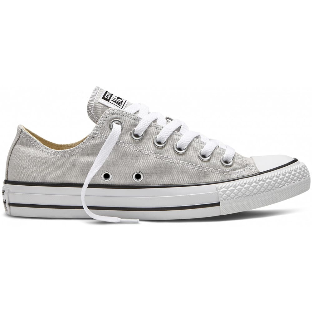 CONVERSE Unisex Chuck Taylor All Star Lo Shoes - GREY