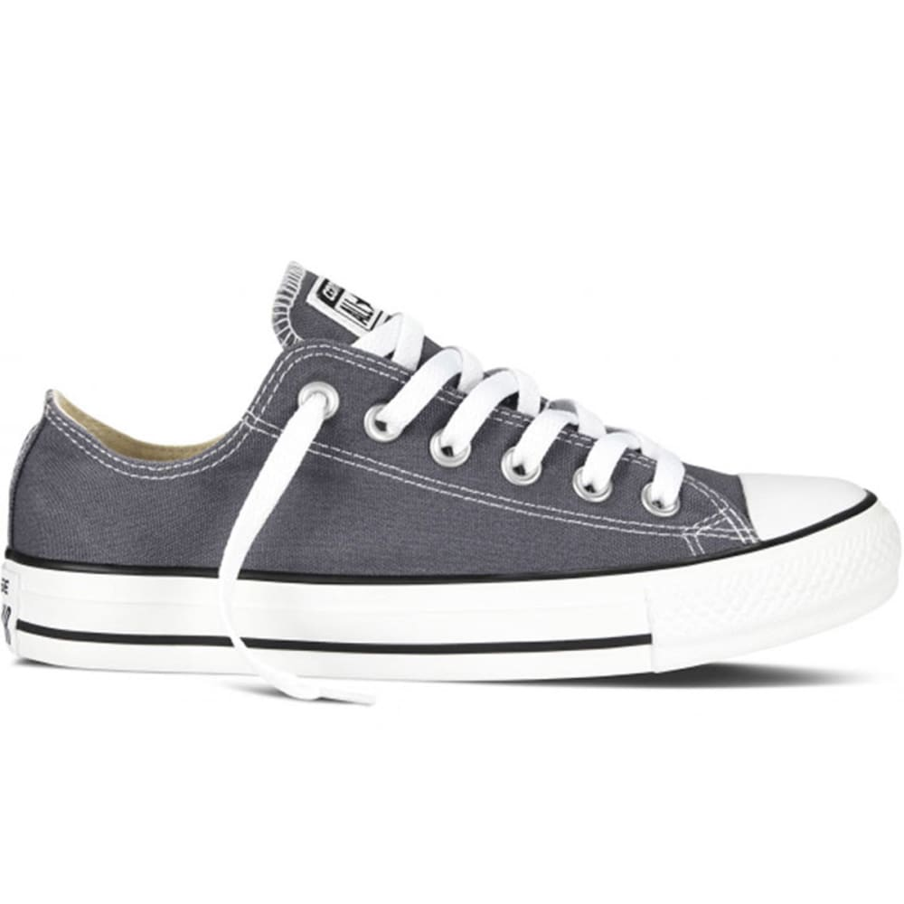 Converse Unisex Chuck Taylor All Star Lo Shoes - Black, 13