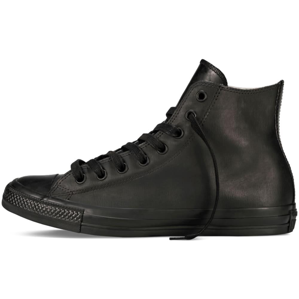 CONVERSE Men's Chuck Taylor All Star Rubber Shoes - BLACK