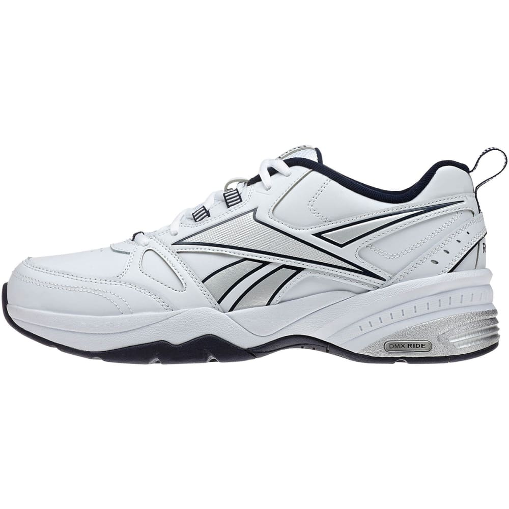REEBOK Men's Royal Trainer Sneakers - WHITE/NAVY