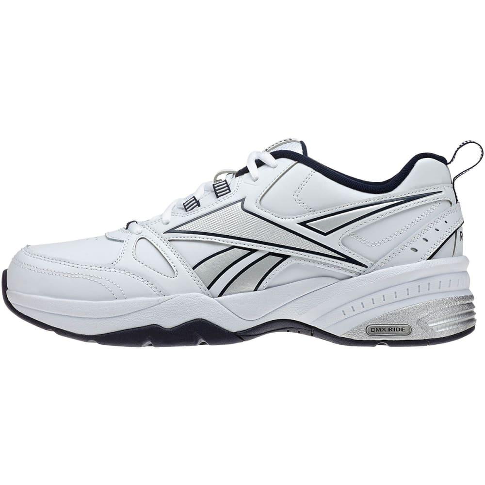 REEBOK Men's Royal Trainer Sneakers - WHITE/NAVY