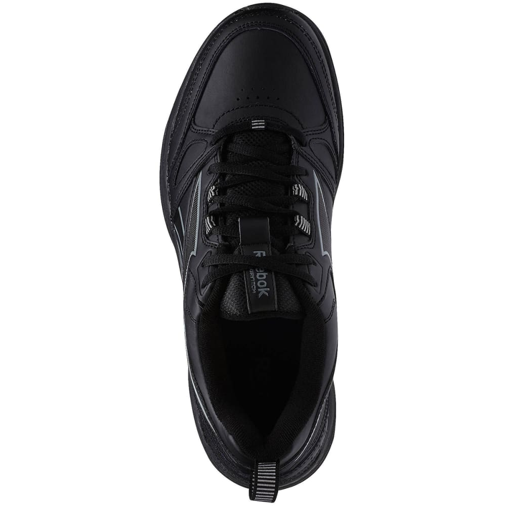 REEBOK Men's Royal Trainer Sneakers, 4E Wide Width - BLACK