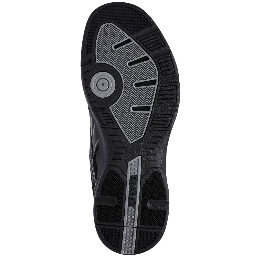 REEBOK Men's Royal Trainer Sneakers, 4E Wide Width - BLACK