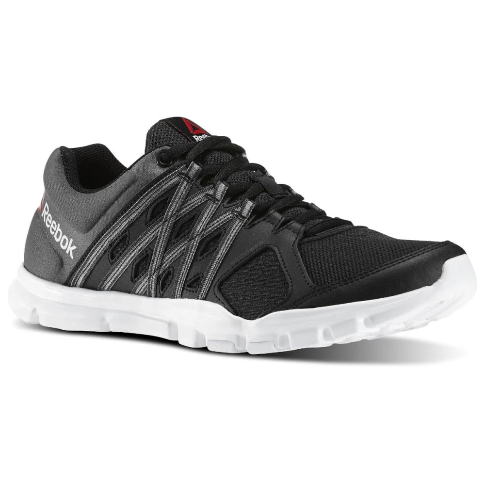 REEBOK Men's YourFlex Train 8.0 LMT Shoes - BLACK