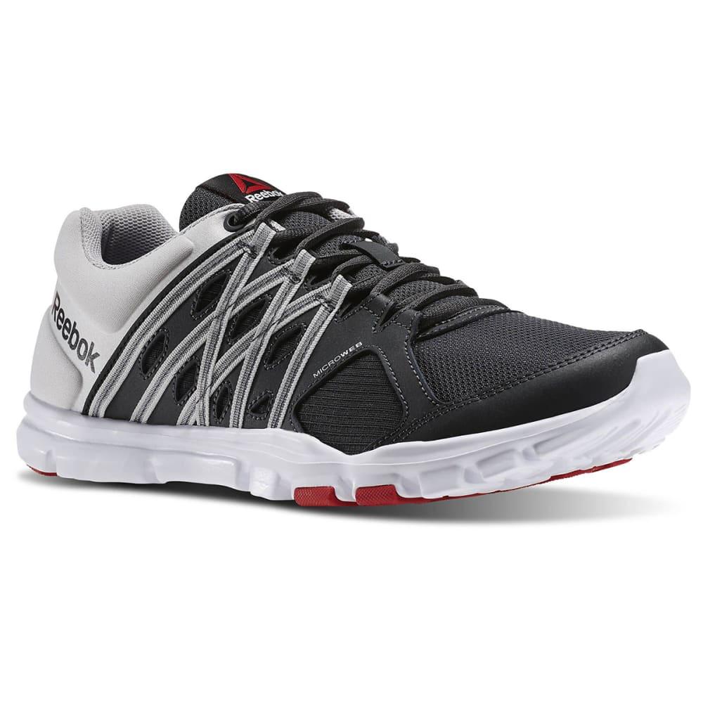 REEBOK Men's YourFlex 8.0 Training Shoes - GRAVEL