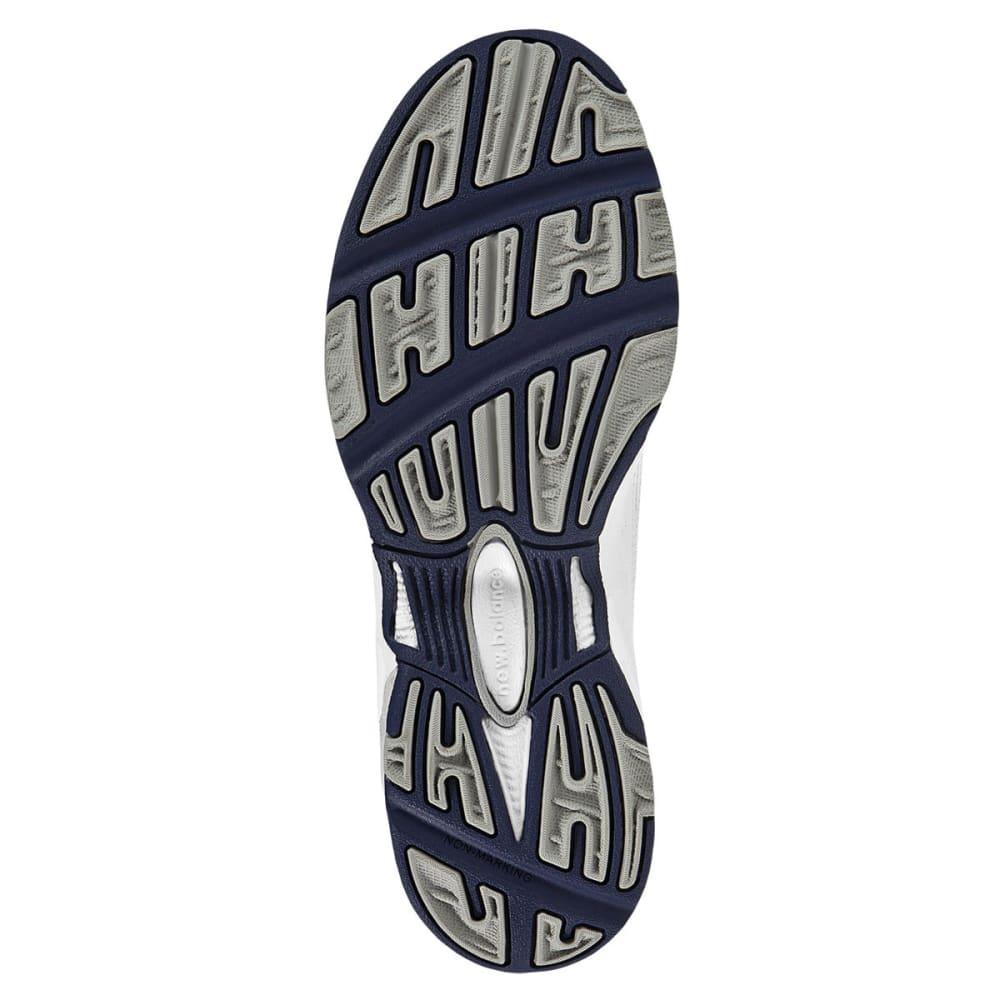 NEW BALANCE Men's 608V3 Shoes, White, Wide Width - WHITE