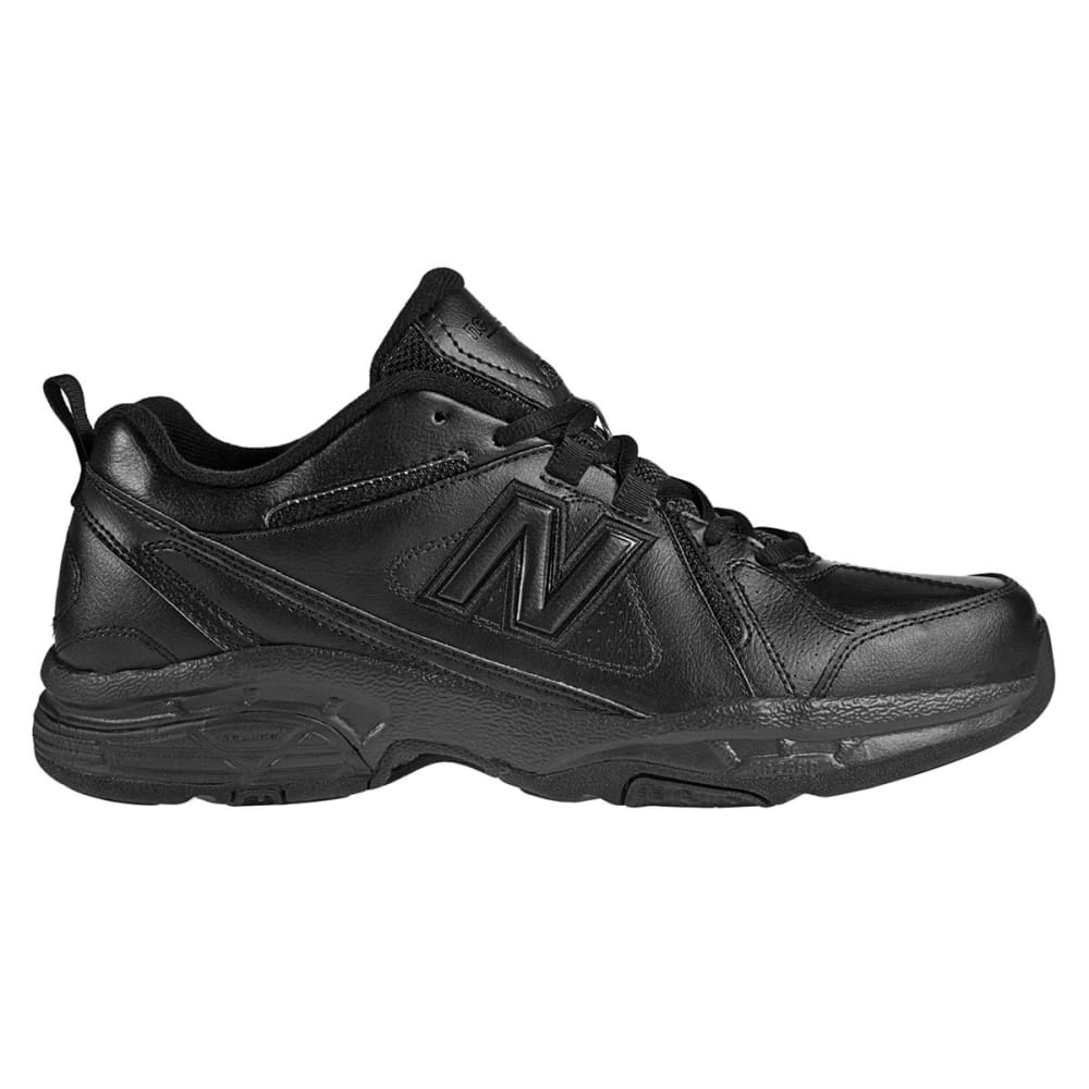 NEW BALANCE Men's MX608V3B Shoes, Wide - BLACK