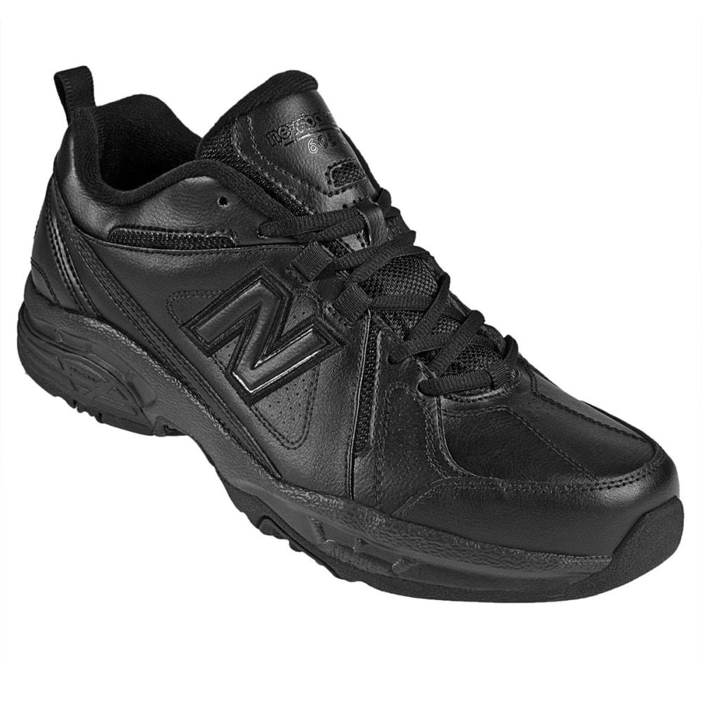 NEW BALANCE Men's MX608V3B Shoes, Wide - BLACK
