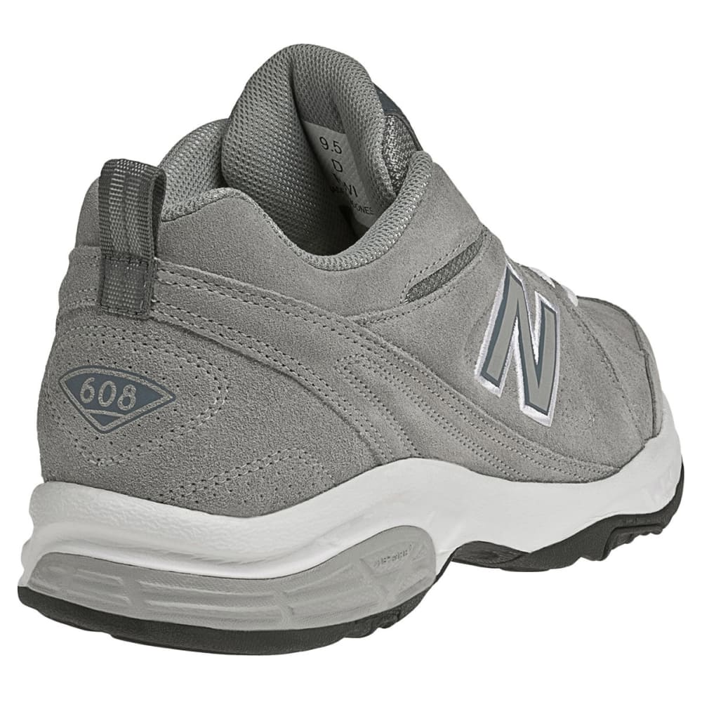 NEW BALANCE Men's 608V3M 4E Sneakers - LIGHT GREY