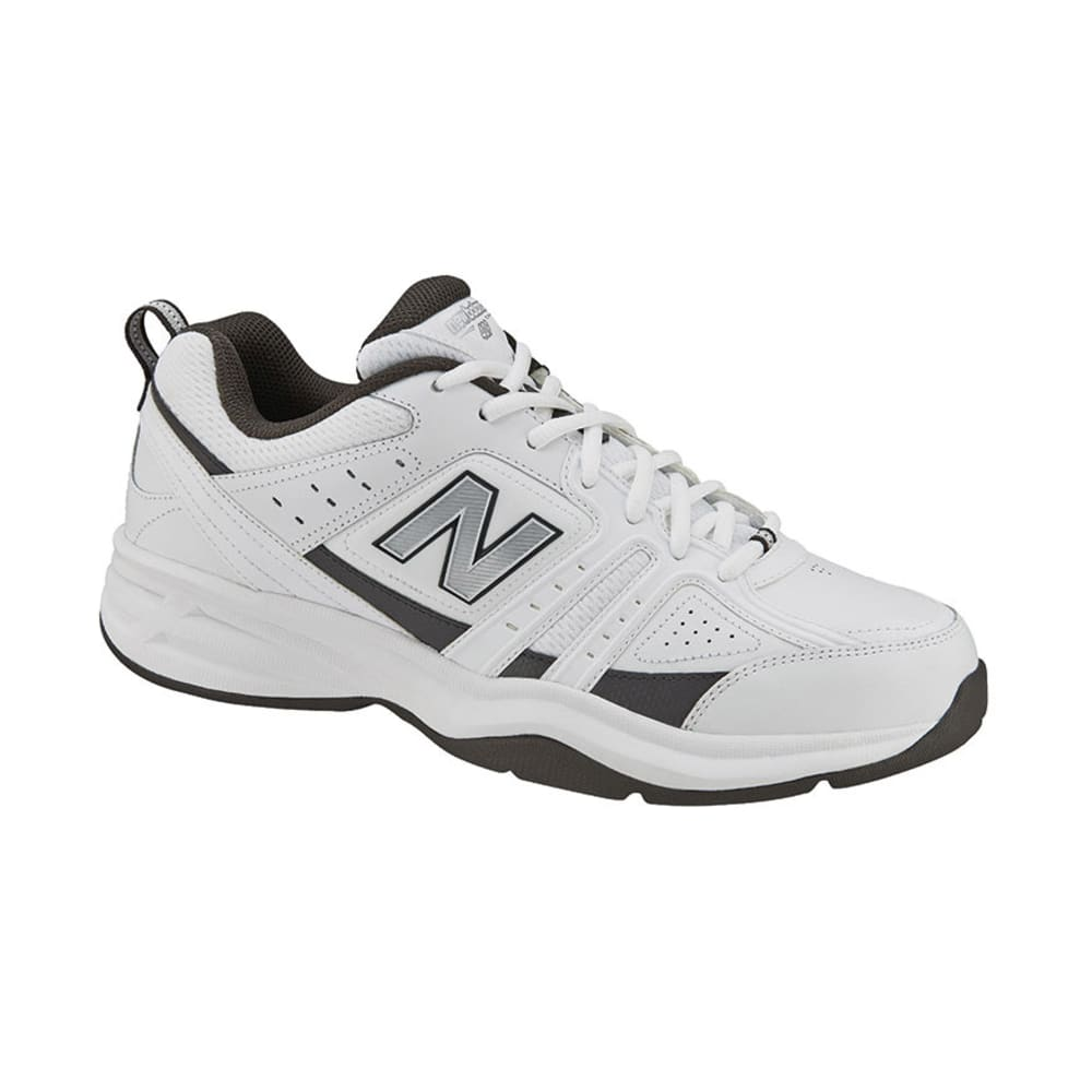 NEW BALANCE Men's MX409WG2 Sneakers - WHITE/GREY