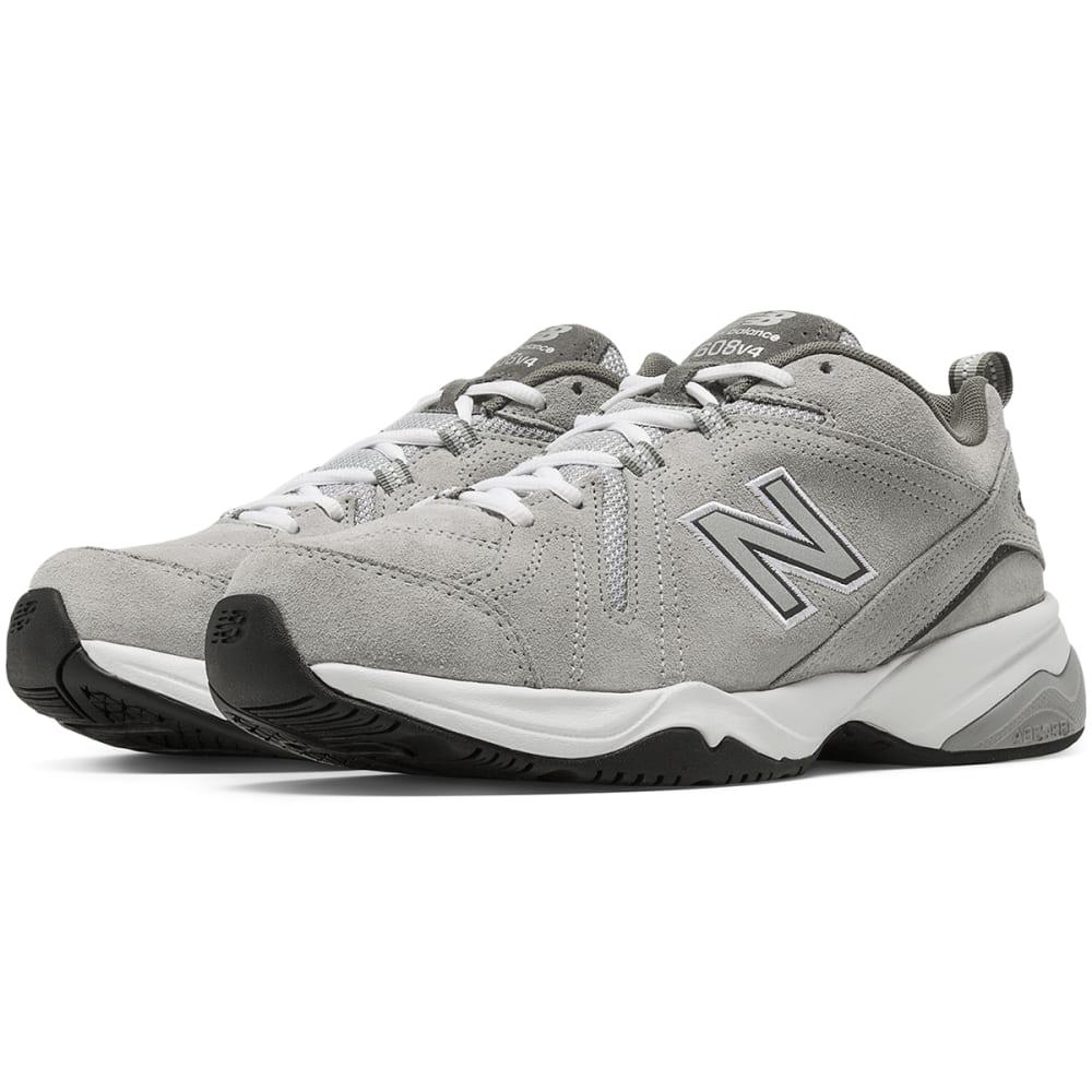 NEW BALANCE Men's 608v4 Sneakers, Wide Width - GREY