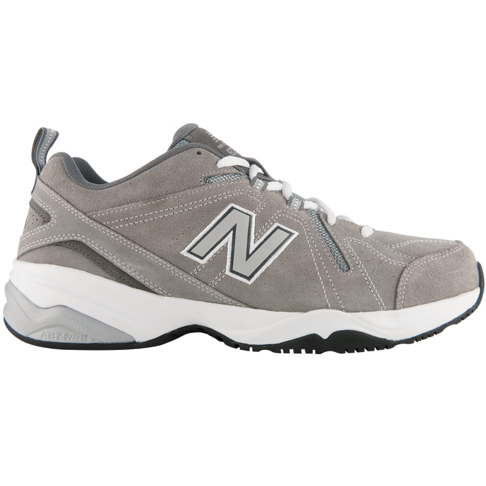 New Balance Men's 608V4 Sneakers, Wide Width - Black, 8
