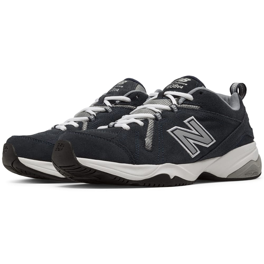 NEW BALANCE Men's 608v4 Sneakers, Wide Width - NAVY